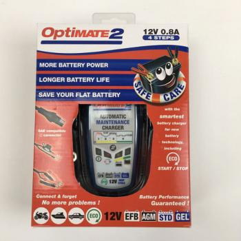 Battery charger Optimate 2